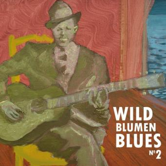 v.A. Wildblumenblues No.2 (inkl. CD)