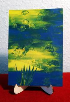 """Postkarte """"Sommerfrische"""" Anne Zückert"""