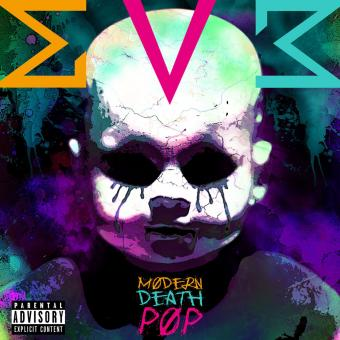 GROOVENOM - Modern Death Pop CD-Digipack