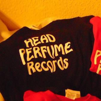 Head Perfume Records T-Shirt (L)