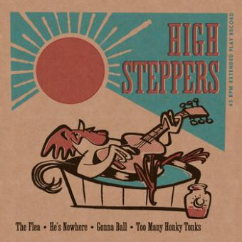 High Steppers - 4 Song EP