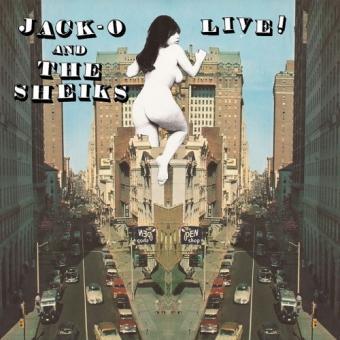 Jack Oblivian & The Sheiks - Live LP