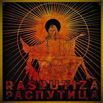 Lasse Reinstroem - Razputiza CD (Pappschuber) + Sticker