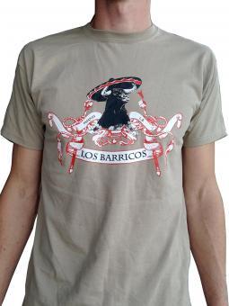 Los Barricos T-SHIRT - L