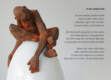 In der weiten Zeit (Postkarte Olaf Stoy & René Seim)