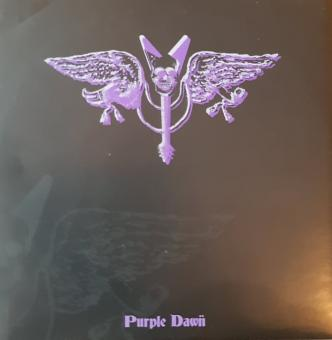"Purple Dawn - 4 Song 7"" (Glamrock, Trash)"