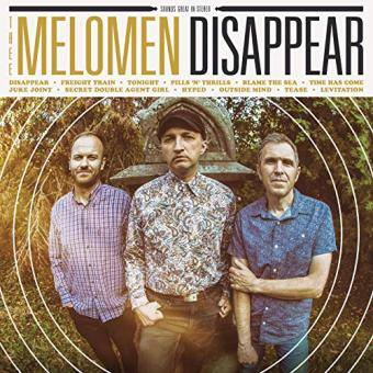 Thee Melomen - Disappear LP