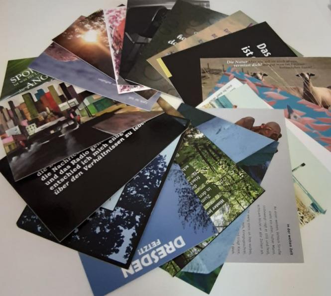 Postkarten Überraschungsset (10 Postkarten, versch. Motive)