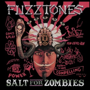 "Fuzztones - Salt For Zombies LP+7"""