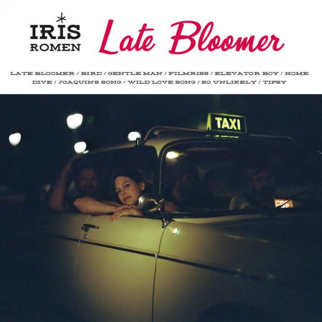 Iris Romen - Late Bloomer CD-Digipack