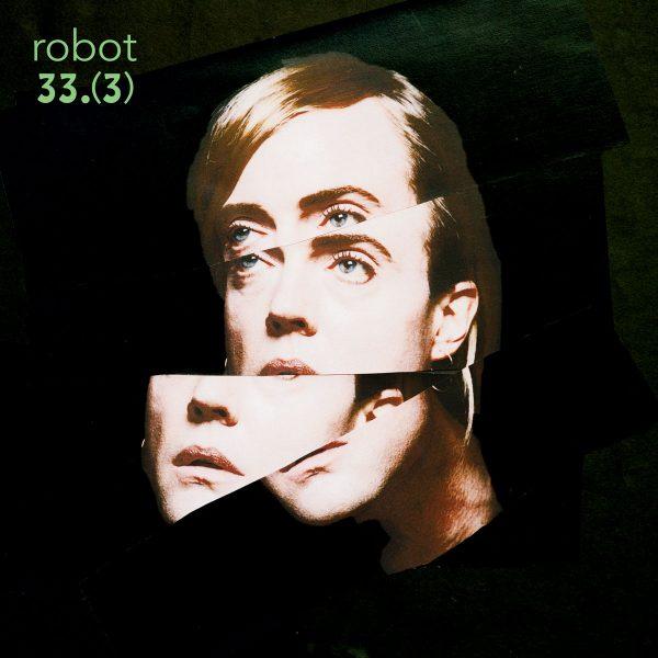 ROBOT - 33.(3) LP + Poster + DL-Code