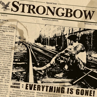 Strongbow - everything is gone