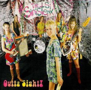 The Sinister Six - Outta Sight! LP (used)
