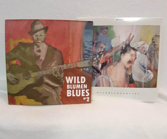 Wildblumenblues Samplerbundle (2LP´s)