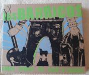 Los Barricos - Cinco Temas De Rock'N'Rumba - MCD im Siebdruck-Pappcover