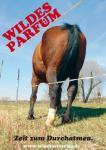 Wildes Parfüm - Aufkleber A6 Hochkant